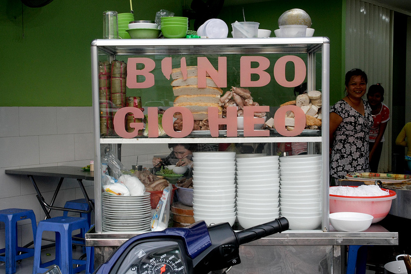 A Street Food Tour of Ho Chi Minh City
