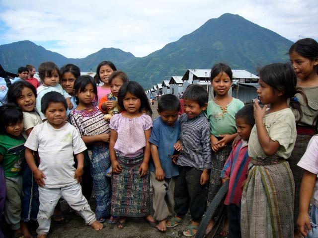 guatemala children
