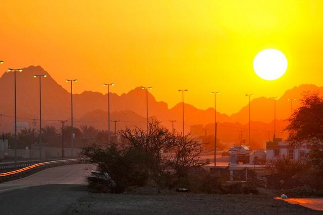Sunrise-use kim's caption