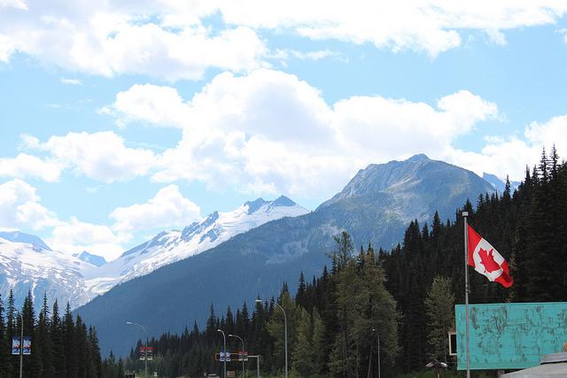 Visiting Canada