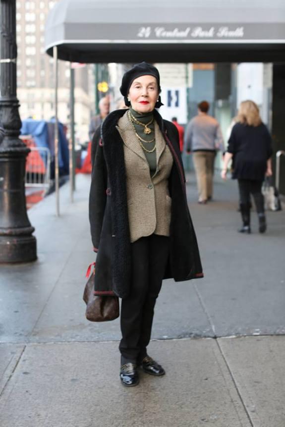 NYC lady