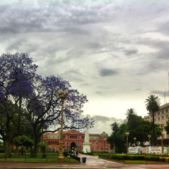 Casa Rosada and Plaza de Mayo, Buenos Aires