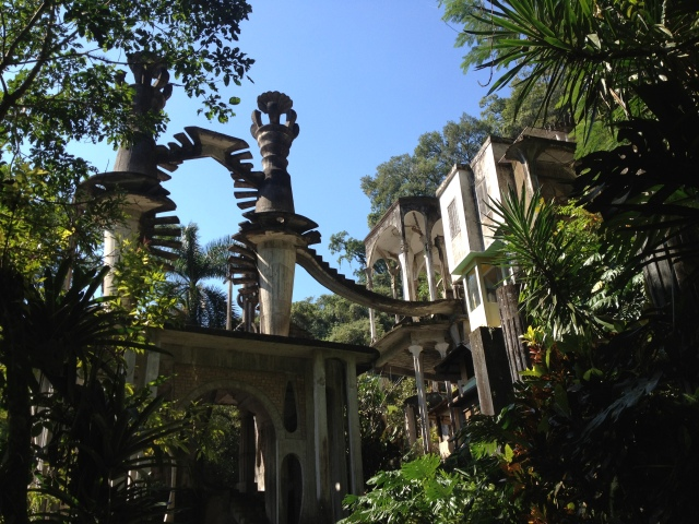 Las Pozas de Edward James