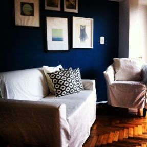 Buenos Aires apartment with a fresh coat of paint