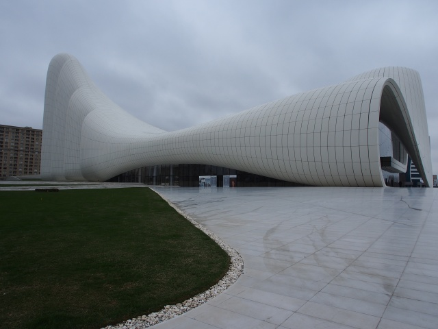 The Heydar Aliyev Center, Baku